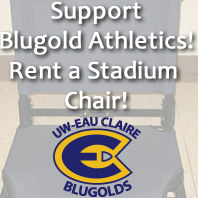 Stadium Chairs to be Available to Blugold Fans