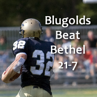 Football Downs Bethel In 2009 Opener