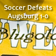 Soccer Picks Up First Win of Season