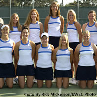 Women's Tennis Beats River Falls
