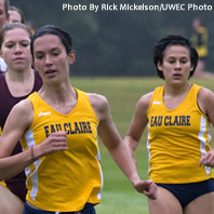 Women's Cross Country Wins Neubauer Invite