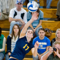 Volleyball Comes Back to Down River Falls