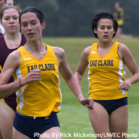 Women's Cross Country Takes First at Midwest Regional