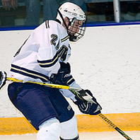 Men's Hockey Drops Second Game to Stevens Point