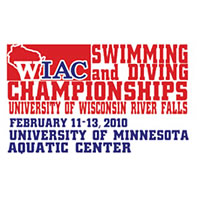 Swimming & Diving Remains in Third at WIAC Championship
