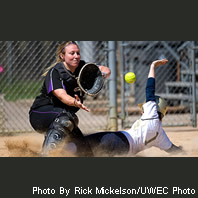 Softball Splits against UW-Oshkosh