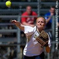 Softball Ends Regular Season with Two Losses