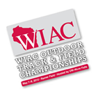 Women's Track & Field Takes Third at WIAC Championship
