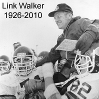 Link Walker — Player, Coach, Mentor